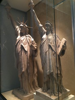 Projets for Statue of Liberty