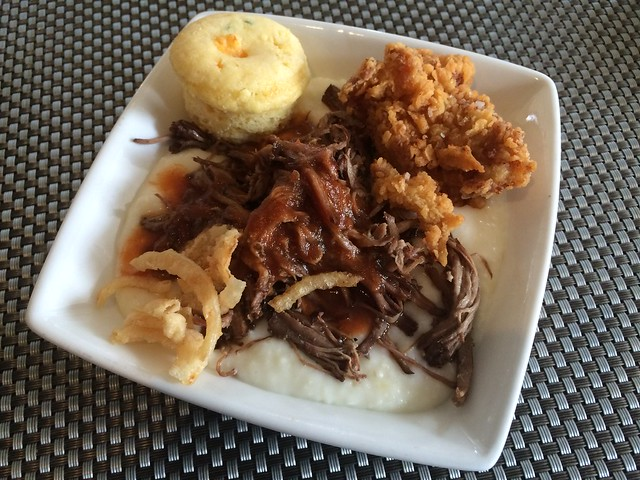 Low country bbq plate - Seasons