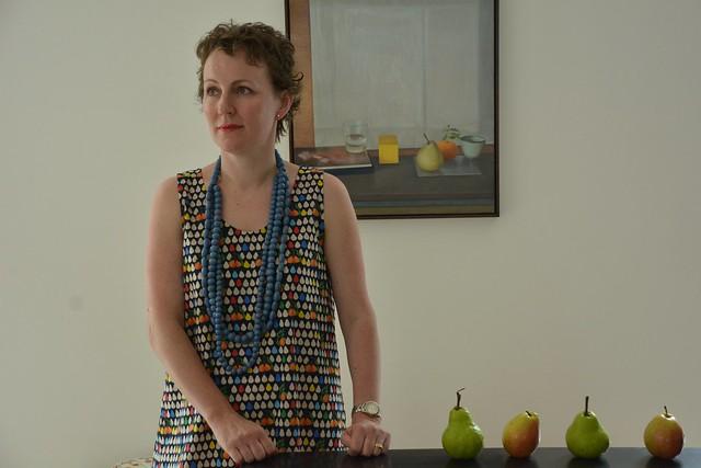 Megan Nielsen's Eucalpyt Dress