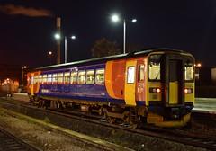 UK Class 153