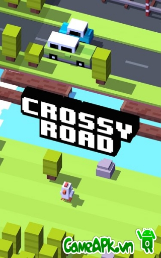 Crossy Road v1.3.3 hack full tiền cho Android
