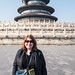 Sarah at the Hall of Prayer for Good Harvests, Temple of Heaven
