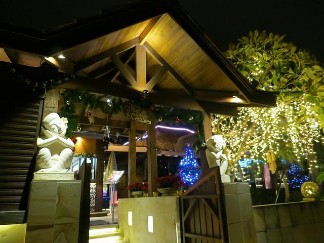 【慶生】2014.12.12-『強哥生日快樂』in淡水榕堤水灣餐廳