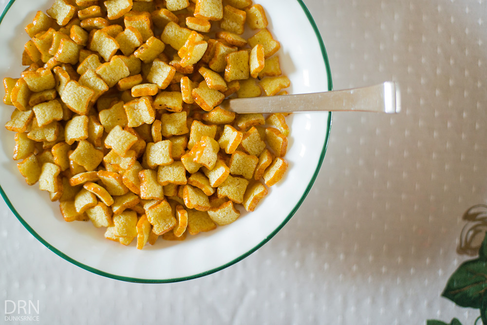 French Toast Cereal.
