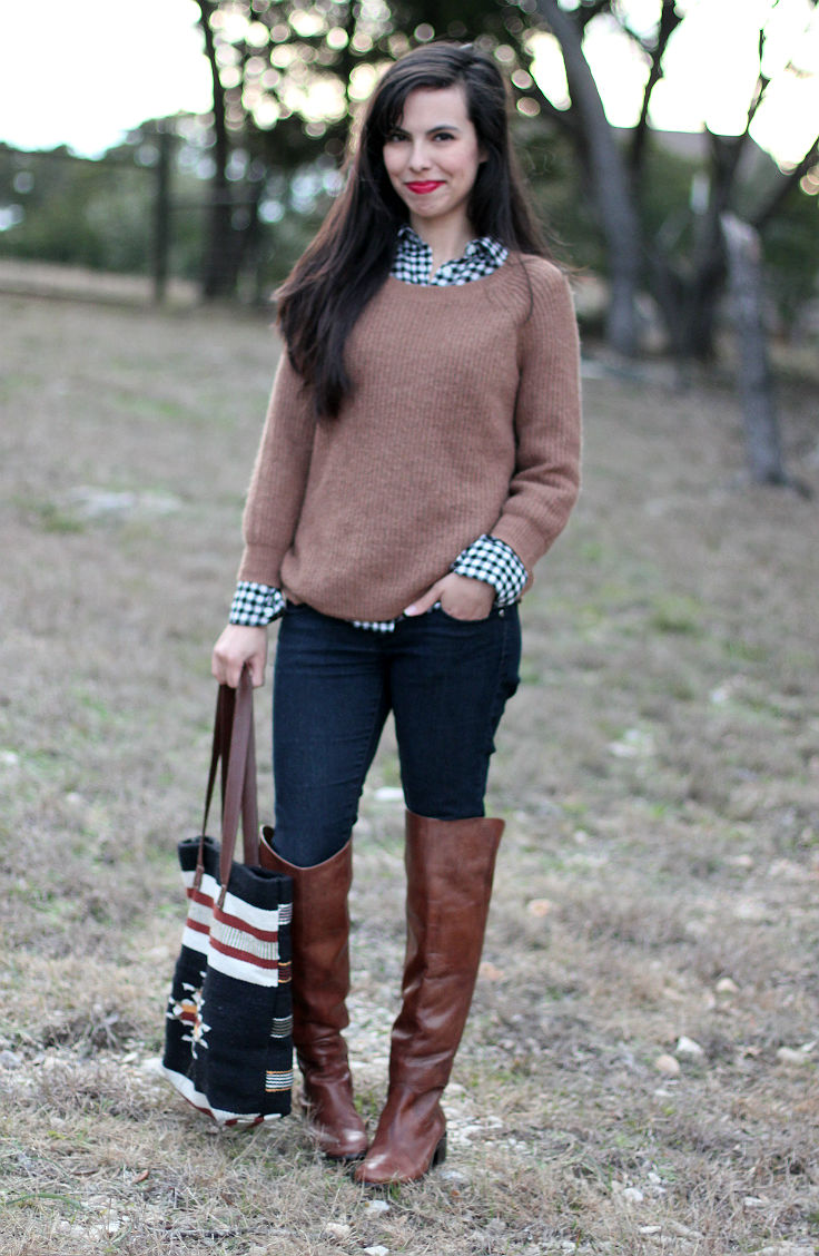 a868c6d4975f casual winter outfit ideas inspiration