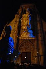 Saint Riquier illuminé 1 - Photo of Gorenflos