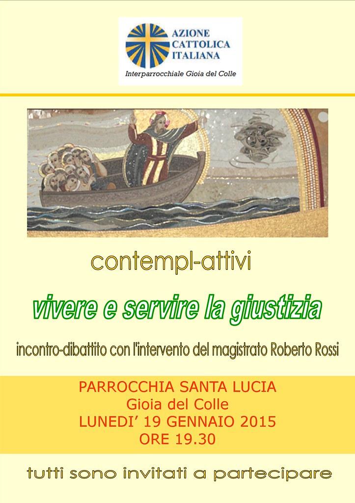 Manifesto tappa santa Lucia