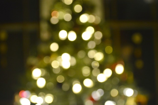 Tree Unfocused