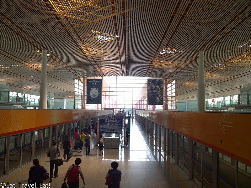 Beijing Capital International Airport (PEK) - Beijing, China: Terminal 3