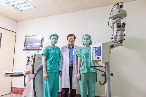 高雄陳征宇眼科診所醫療團隊採訪心得 (10)