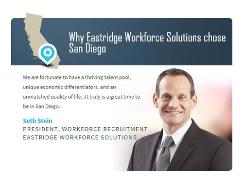 Why Eastridge Chose San Diego