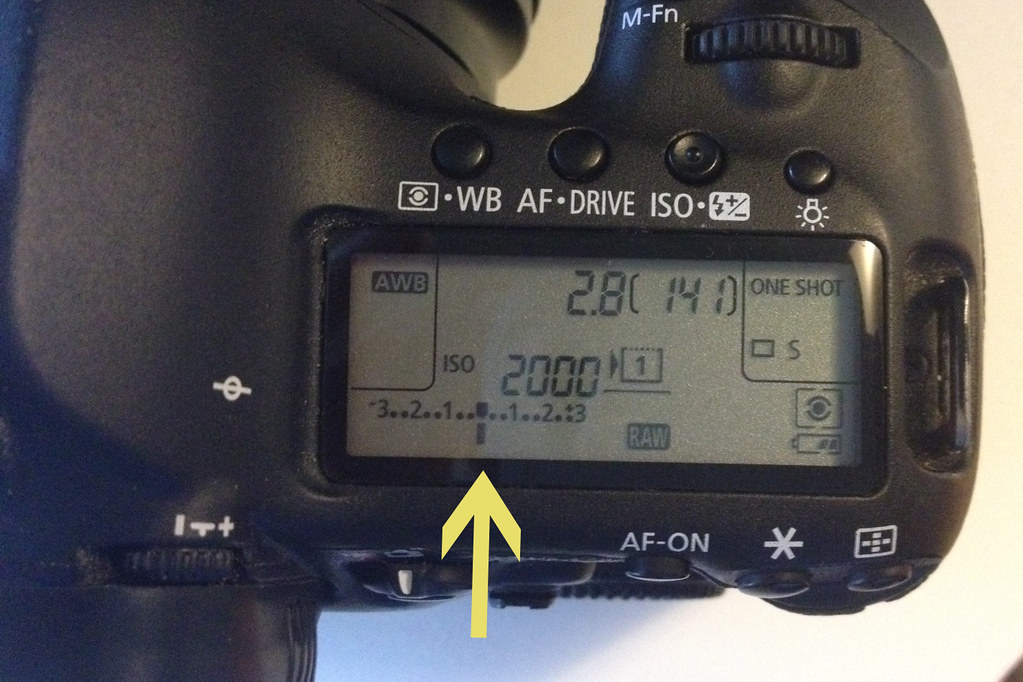 How to manually overexpose on your camera