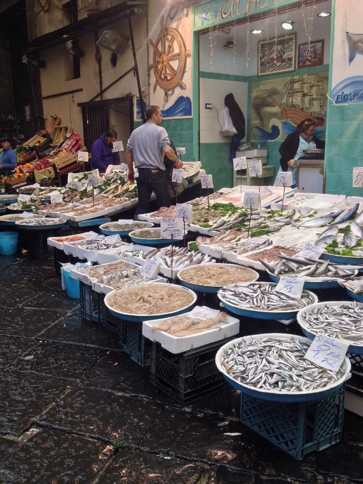 Naples fish