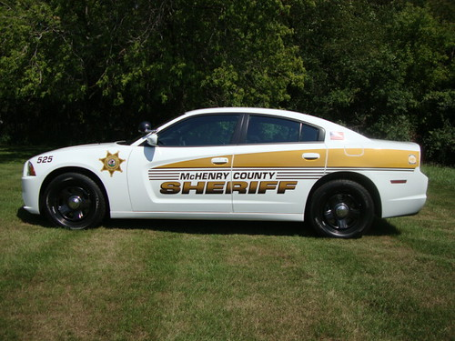 McHenry Sheriff Cruiser Vinyl Graphics
