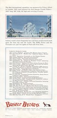 A Buster Brown History of World's Fairs in America - New York World's Fair 1964-65