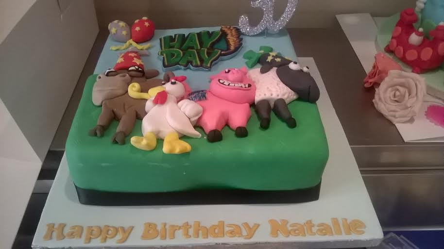 Hayday Cake by Caroline Walker
