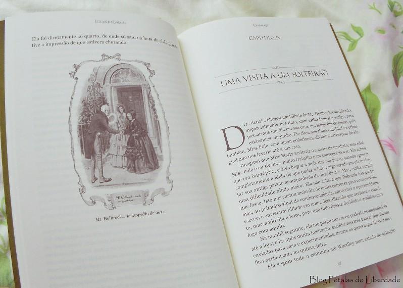 Resenha, livro, Cranford, Elizabeth-Gaskell, pedrazul-editora, capa, fotos, nova-edição, trecho, ilustração, diagramação