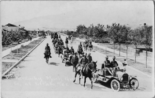 1916 National Guard mobilization