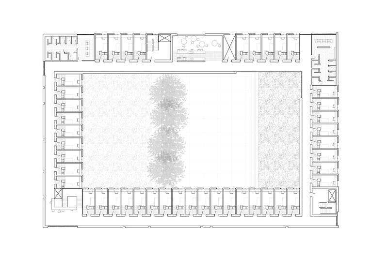 Uwm Financial Aid >> Studio 410: Campus Residence Hall | School of Architecture ...