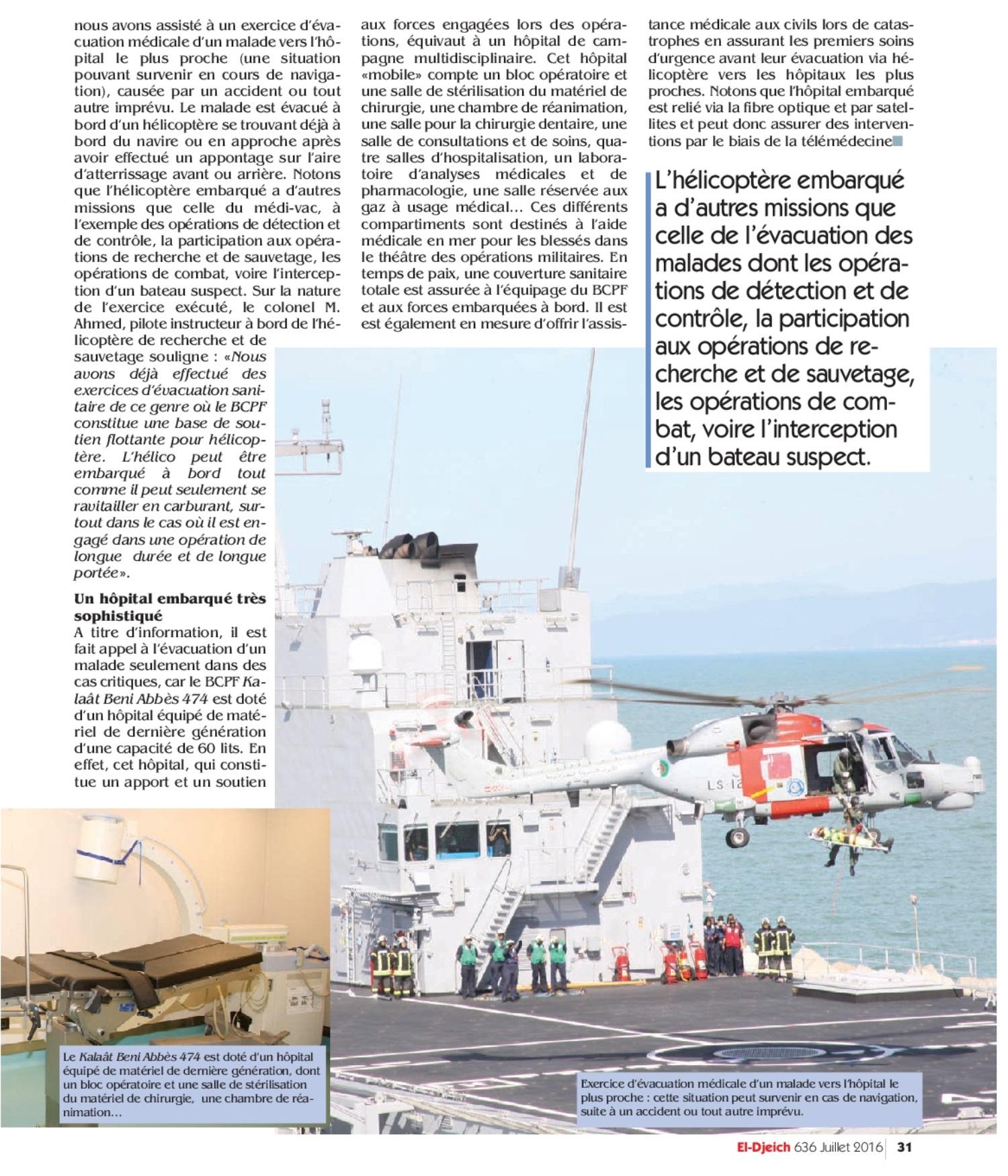 Armée Algérienne (ANP) - Tome XIV - Page 37 27736702864_2cb461fb0b_o