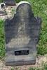 Grave Revolutionary War veteran Nicholas Johnston (1764-1821), Carpenters Run Pioneer Cemetery, Blue Ash, Ohio.