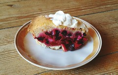 The great Sour Cherry & Blackcurrant Pie by Ja…