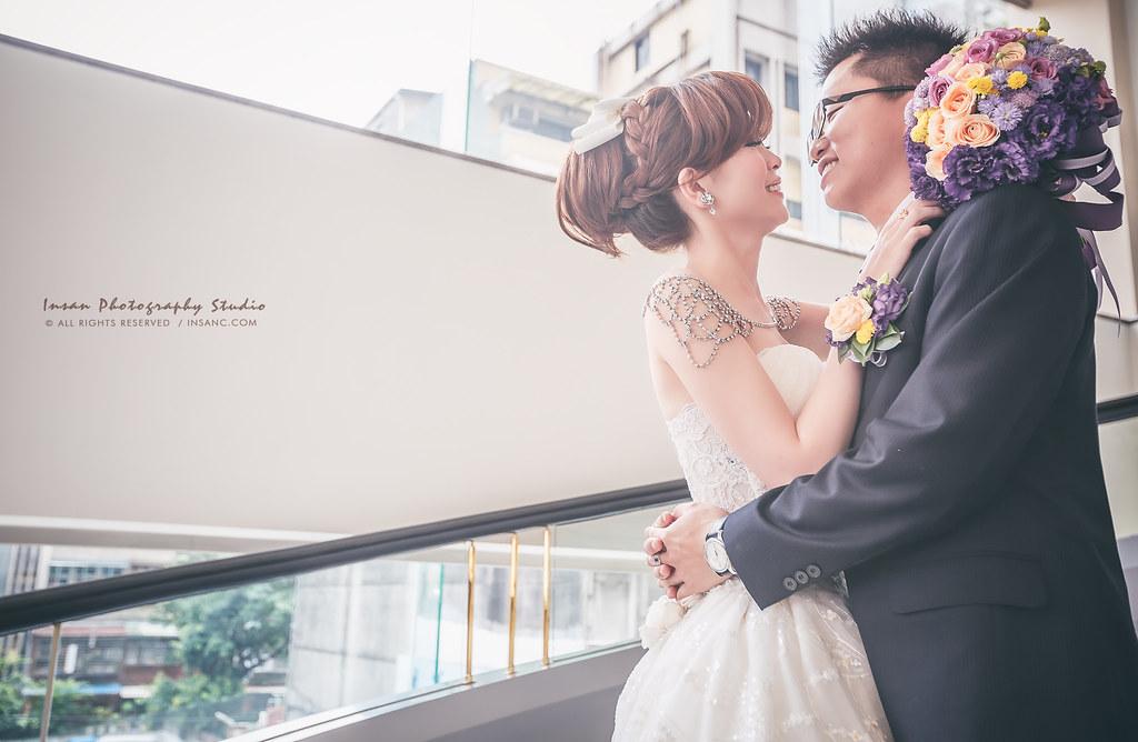 [婚禮記錄] John+Sidney// 婚禮@ {台北晶華酒店}