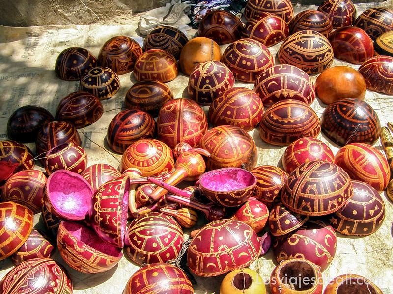 mercado de Tourou