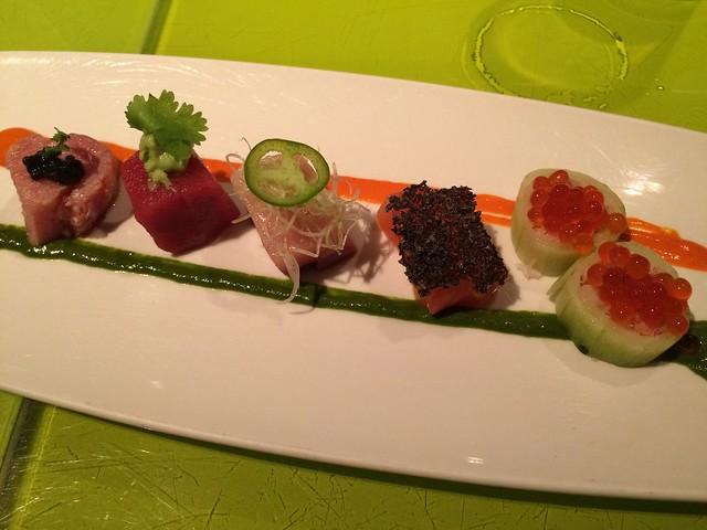 Morimoto sashimi - Morimoto
