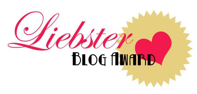 Liebster blog awards