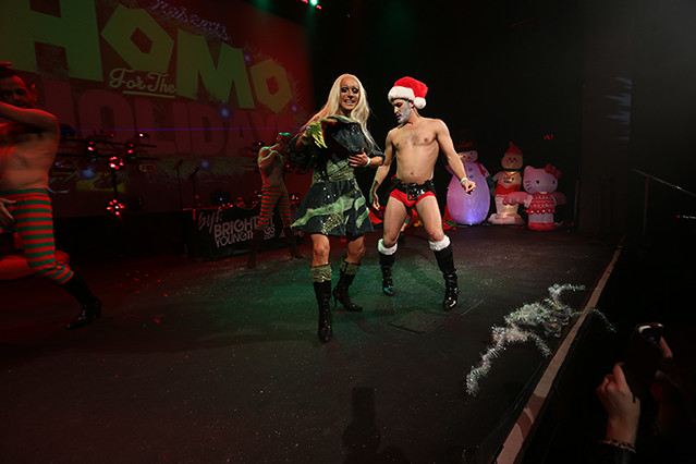 Homo for the Holidays BYT Howard Theater Dec 5, 2014