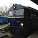 EuroCity Wawel - Forst locomotive