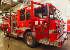 San Diego FD - Engine 1