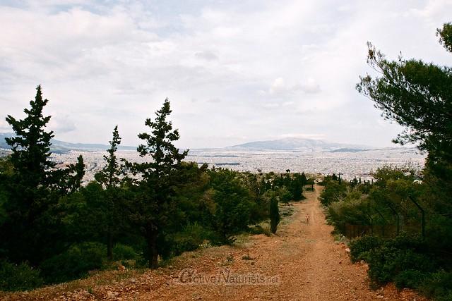 naturist 0003 Oros Egaleo hills, Athens, Greece