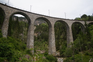 027 Landwasserviaduct