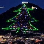 Una visita a Gubbio per le feste natalizie