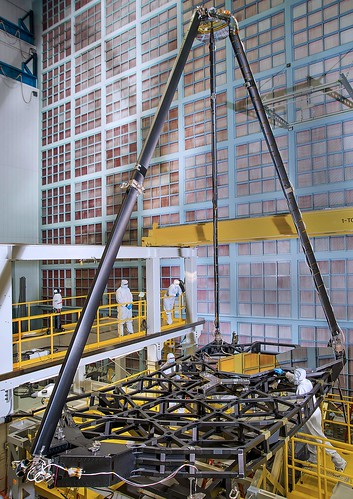 NASA's Webb Telescope Pathfinder Telescope Fully Assembled