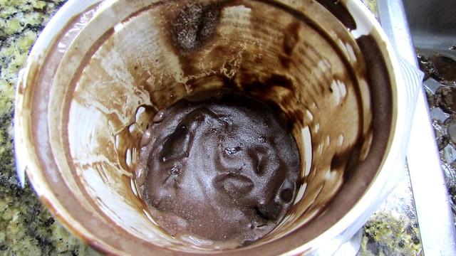 Pinterest Pin Test: Softer Ice Cream in Plastic Bag