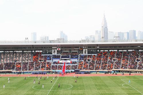 第91回天皇杯全日本サッカー選手権大会 決勝 FC東京vs京都