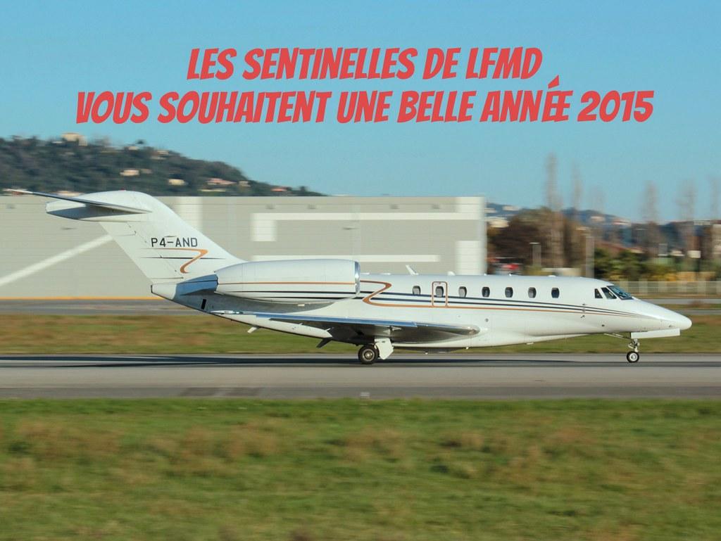 Aeroport Cannes-Mandelieu , LFMD , Janvier 2015 15543473314_8e7f6f9ee5_b