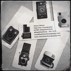 New business cards from #Moo. #UT #Utah #UTFP #UtahFilmPhoto #Film #FilmCamera #FilmsNotDead #BelieveInFilm #BW #BlackAndWhite #Vintage