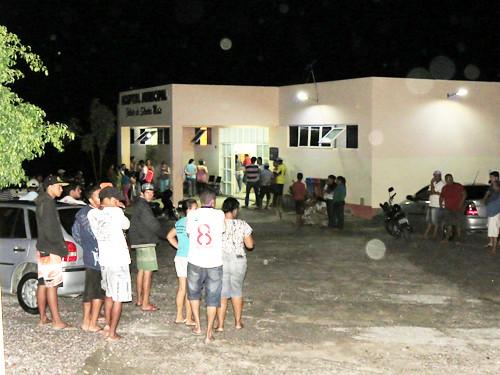 Aracatu: Jovem  morre de infarto quando jogava futsal no Ginásio Municipal da cidade