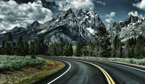 Road Trip to the Tetons