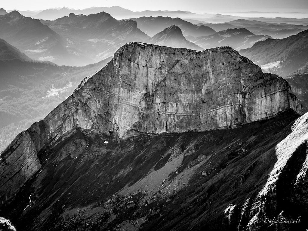 Mount Pilatus Switzerland Mountains Nature Background