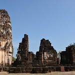 Image of Wat Phra Phai Luang near Ban Na. travel nature thailand bangkok culture buddhism temples chiangmai krabi lanna tempel sukhothai lampang kolanta ayutthaya reizen 2014 arps paularps afsdxnikkor18140mm