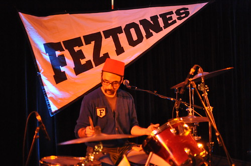 Fuad and The Feztones at Irene's