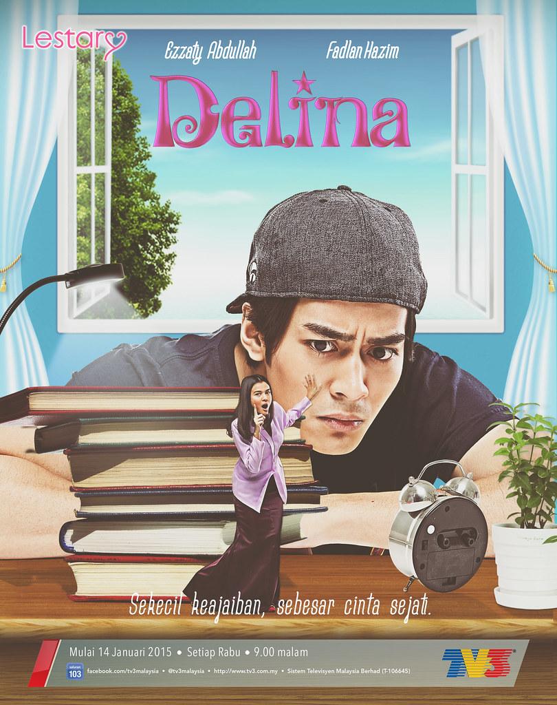 Drama DELINA Arahan Kabir Bhatia & Rosh