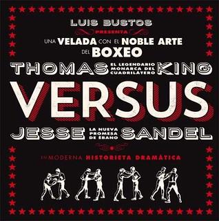 #comic VERSUS: Entrevista a Luis Bustos
