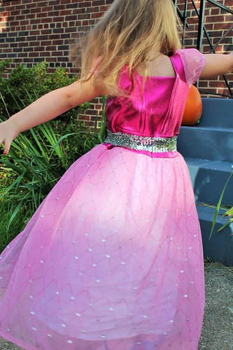 Pink Princess Dress