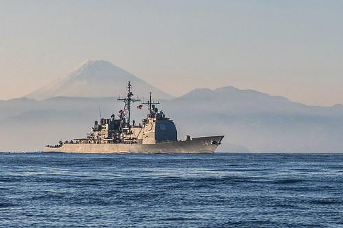 USS Antietam to Experience Hong Kong